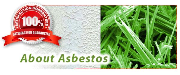 Texspec - About Asbestos
